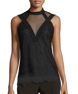 Yigal Azrouel | Lace Top