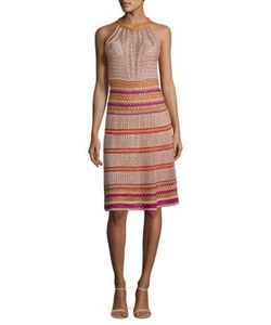M Missoni | Lurex Crochet Dress