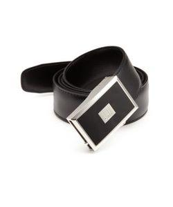 Dunhill | Enamel Leather Belt