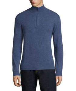 Polo Ralph Lauren | Cashmere Half-Zip Sweater