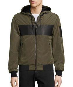 Mackage | Bomber Hooded Jacket