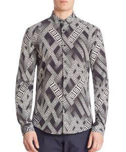 Versace Collection   Camicia Button-Down Shirt