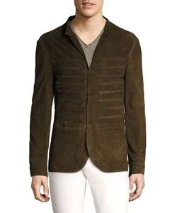 John Varvatos | Hook Leather Jacket