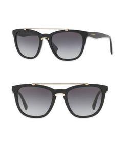 Valentino | Rockloop 54mm Square Sunglasses