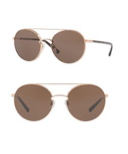 Valentino | Rockloop 55mm Round Sunglasses