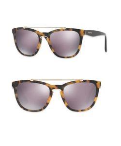 Valentino | Rockloop 54mm Mirro Square Sunglasses