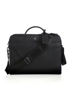 Dunhill | Leather Traveller Briefcase