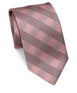 Brioni | Patterned Silk Tie