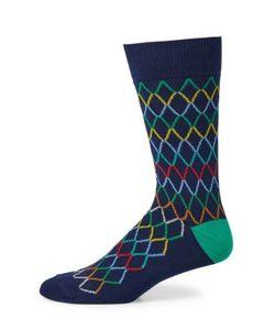 Paul Smith | Acid Block Dress Socks