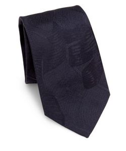 Ralph Lauren | Tone On Tone Silk Tie