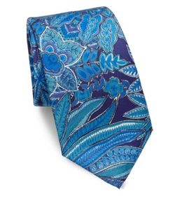 Ralph Lauren | Exotic Silk Tie