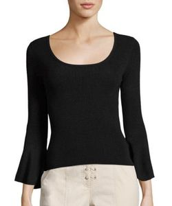 A.L.C. | Tadeo Bell Sleeve Top
