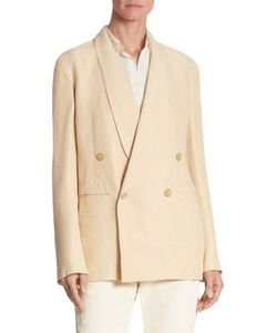 Ralph Lauren Collection | Nelson Double-Breasted Jacket