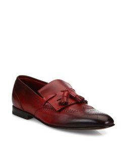 Santoni | Floyd Brogue Oxford Shoes