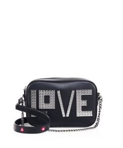 Les Petits Joueurs | Roy Love Leather Camera Bag