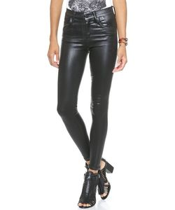 Goldsign | Virtual High Rise Skinny Jean