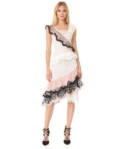 Rodarte | Ruffled Lace Dress