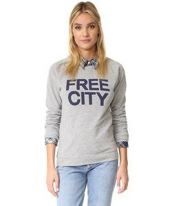 Freecity | Толстовка Str8up С Рукавами Реглан