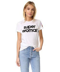 Freecity | Футболка Super Woman С Коротким Рукавом
