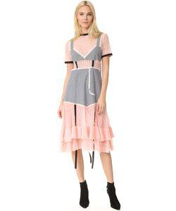 Sandy Liang   Платье С Согласия