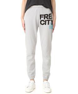 Freecity | Очень Легкие Спортивные Брюки