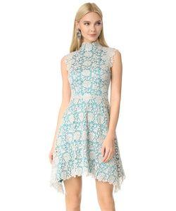 Catherine Deane | Кружевное Платье Izzy С Высоким Вырезом