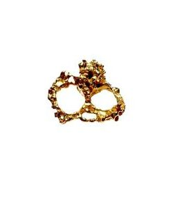 Imogen Belfield | Crown Double Ring