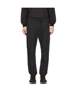 Undecorated Man | Slim Drawstring Trousers