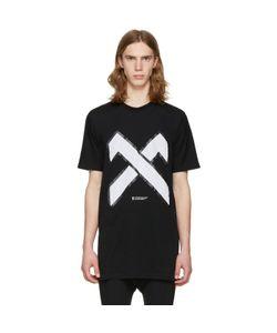11 By Boris Bidjan Saberi | Cross Logo T-Shirt