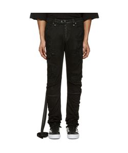 Unravel | Distorted Jeans