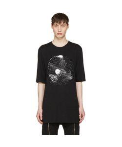 Helmut Lang | Disco Ball Logo T-Shirt