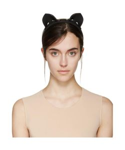 Fleet Ilya   Black Cat Ear Headband