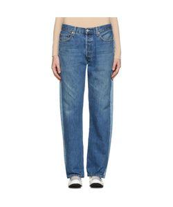 Bless | Pleatfront Jeans