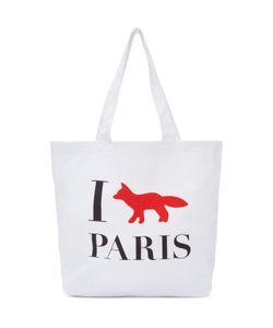 Maison Kitsuné   I Fox Paris Tote