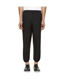 Alexandre Plokhov | Curved Cuff Trousers