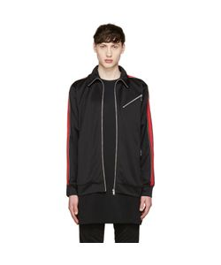 99 Is | 99 Is And Red Track Zip Jacket