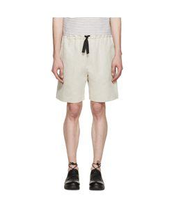Phoebe English   Linen Shorts