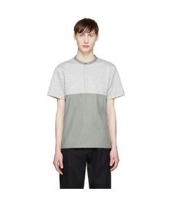Tim Coppens | And Green Woven Henley
