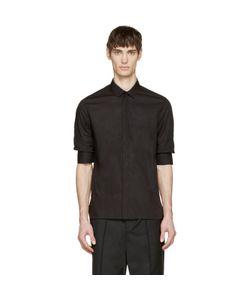 Kris Van Assche | Krisvanassche Gathered Sleeve Shirt