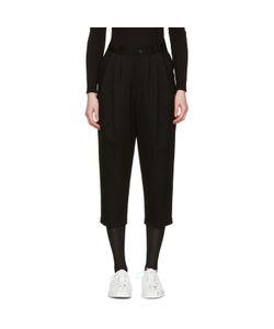 Comme Des Garçons | Pleated Wool Trousers