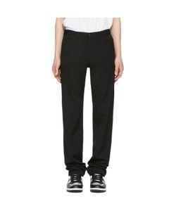 Comme Des Garçons Homme Plus | Wool Gabardine Jeans
