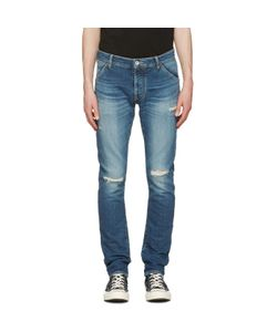 Attachment | Distressed Skinny Jeans