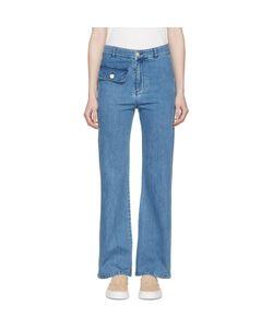 See by Chloé | Denim Fla Jeans