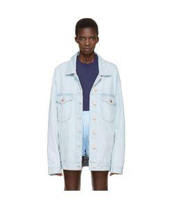Martine Rose | Denim Oversized Jacket