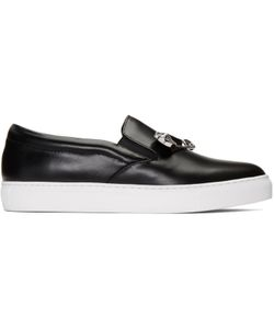 Versus | Safety Pin Slip-On Sneakers