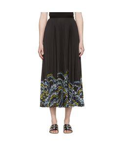 Erdem | Pleated Hem Skirt