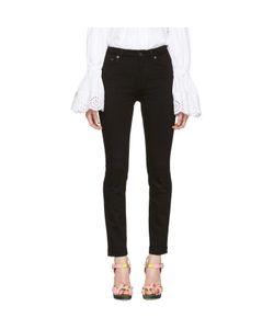 Dolce & Gabbana | Dolce And Gabbana High-Waisted Skinny Jeans