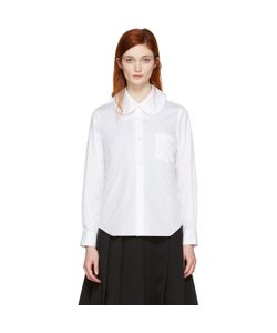 Comme Des Garçons | Oversized Collar Shirt