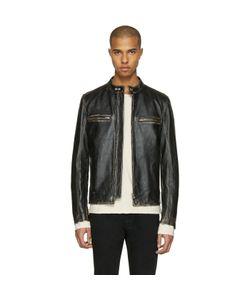 Belstaff | Leather Landrake 2.0 Biker Jacket