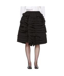 Comme Des Garçons | Ruffle Shorts